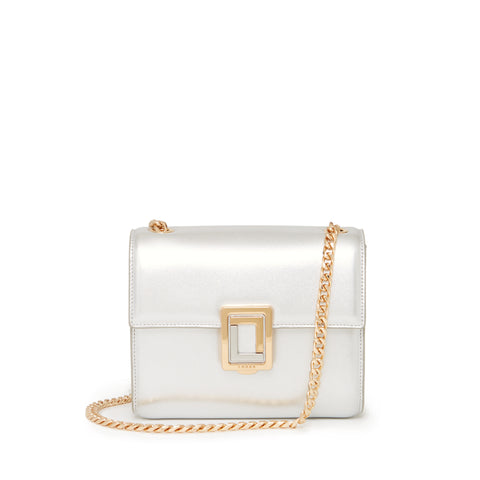 Marella Mini Shoulder Bag Silver