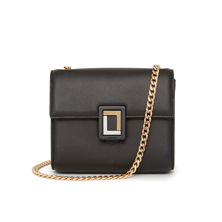 Marella Mini Shoulder Bag Black