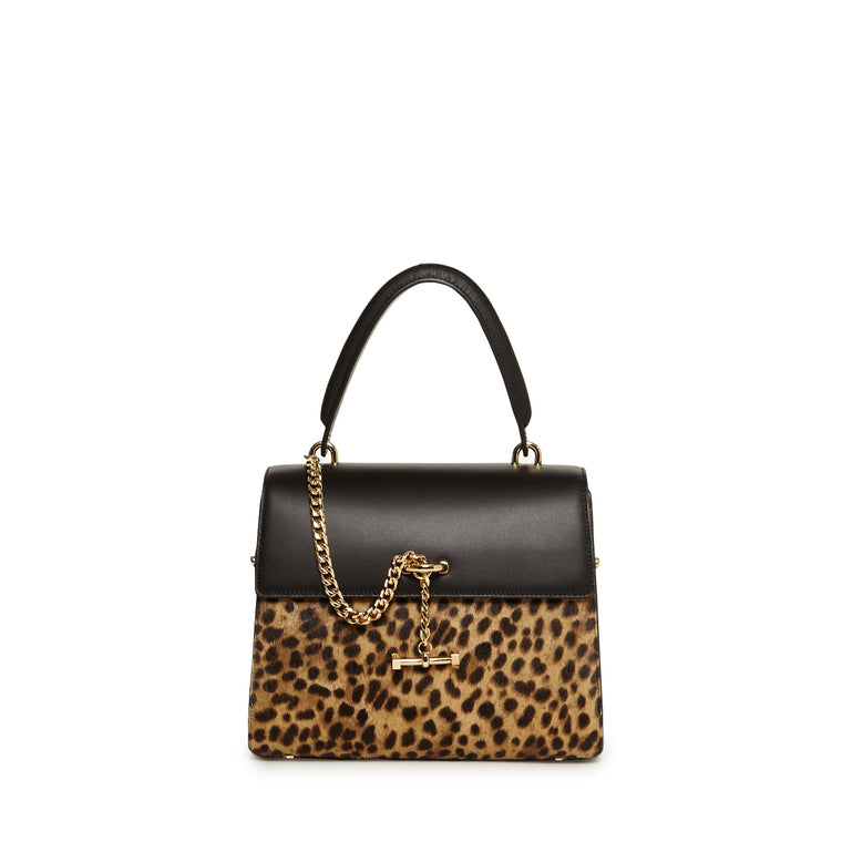 Paley Mini Satchel Leopard HC