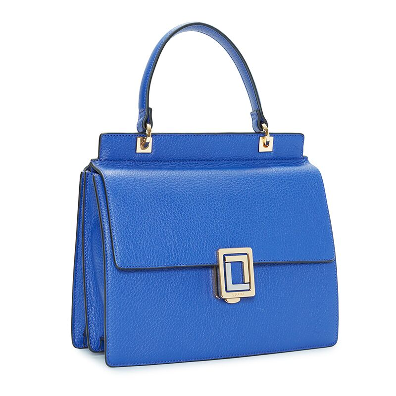 Rita Mini Satchel in Ultramarine