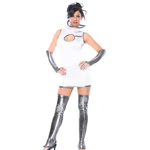 Astronaughty Womens Costume
