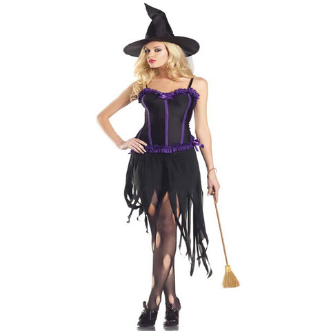 Be Wicked Witch Womens Costume