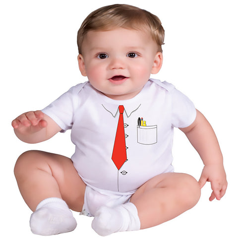 Business Executive Infant Onesie