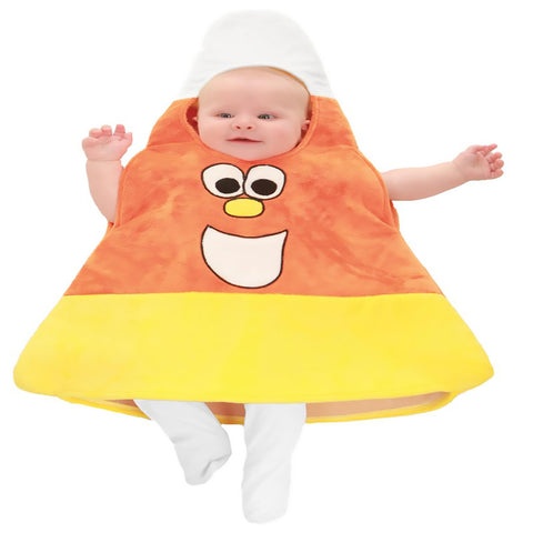 Charlie the Candy Corn Bunting Infant Costume