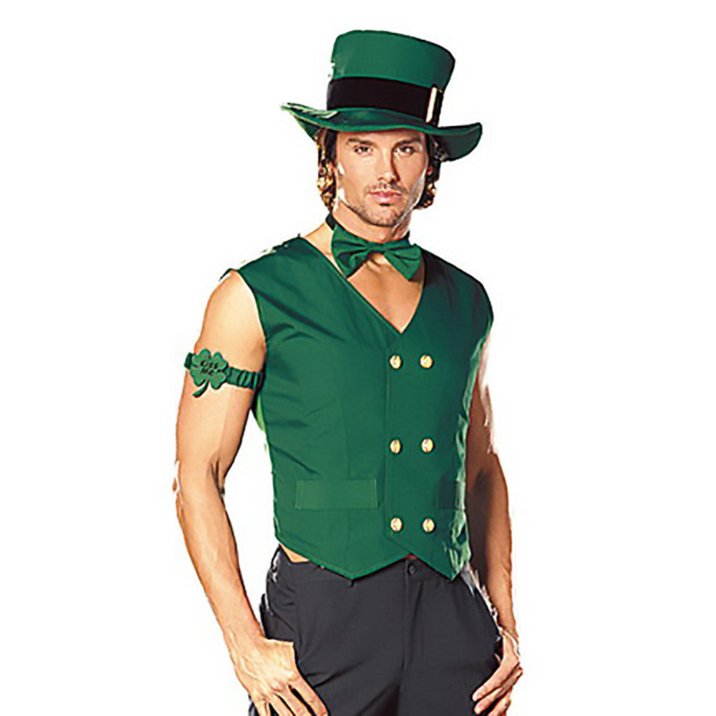 Get Lucky Leprechaun Mens Costume | The Holiday House | The ...