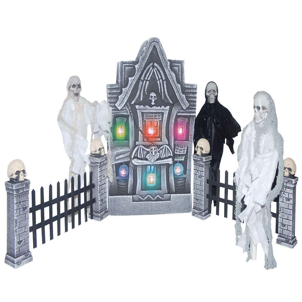 Light Up Haunted House Kit
