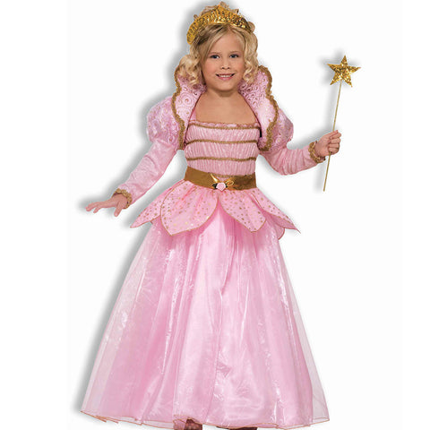 Little Pink Princess Girls Costume