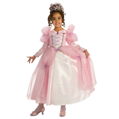 Pink Stardust Princess Girls Costume