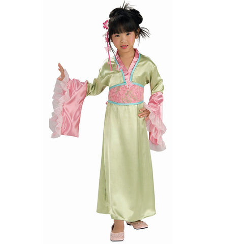 Plum Blossom Princess Girls Costume
