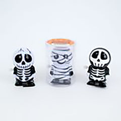Wind Up Mummy and Skeletons
