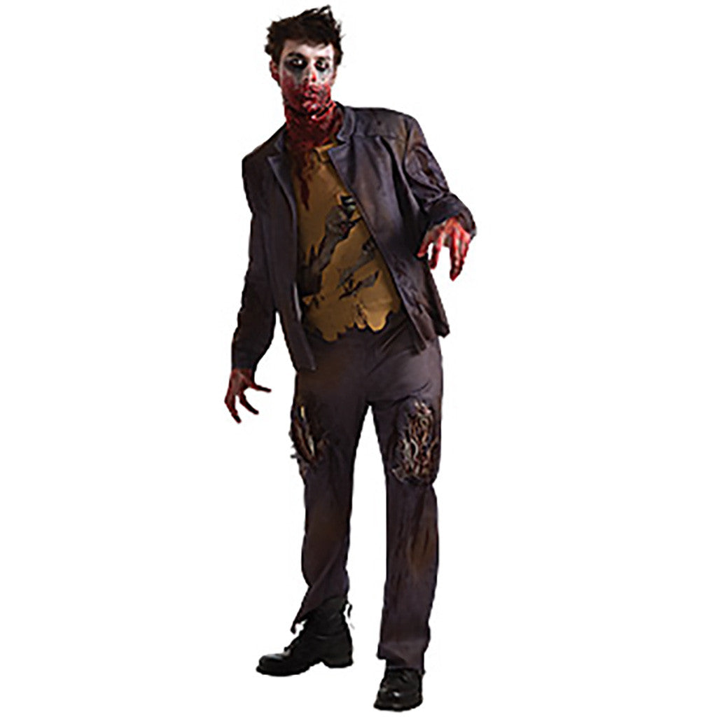Zombie Shawn Mens Costume