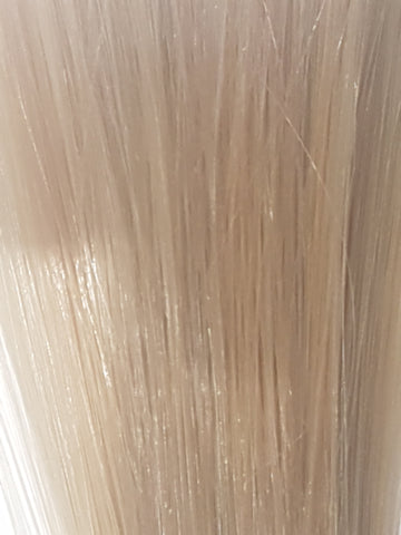 "Carmel blonde...18"" straight clip on hair extension heat resistant"