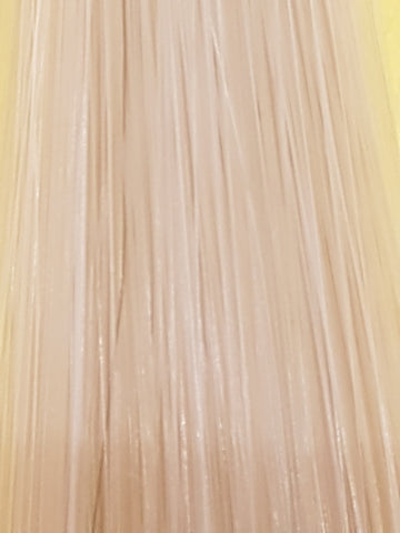 "Champagne blonde...18"" Straight clip in hair extension heat resistant"