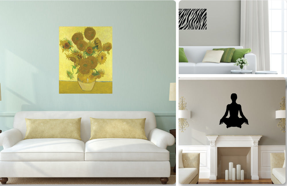 Living Wall Decals. TheVinylGuru