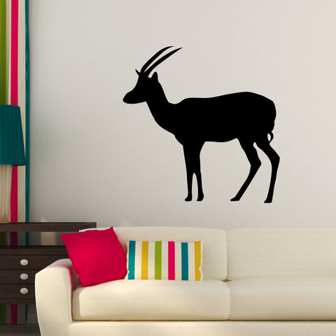 Gazelle Wall Decal Sticker 16
