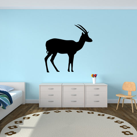 Gazelle Wall Decal Sticker 17