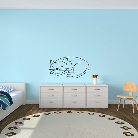 Cat Kitten Wall Decal Sticker 21