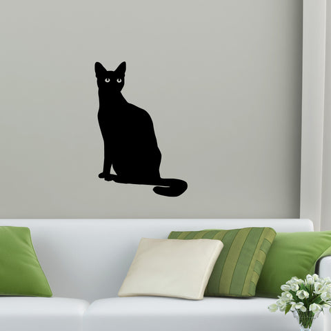 Cat Kitten Wall Decal Sticker 22