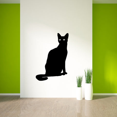 Cat Kitten Wall Decal Sticker 25