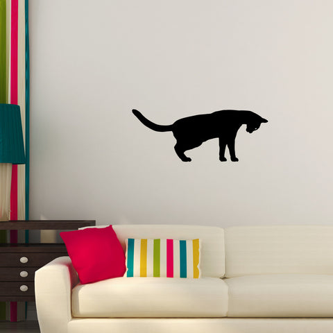 Cat Kitten Wall Decal Sticker 36
