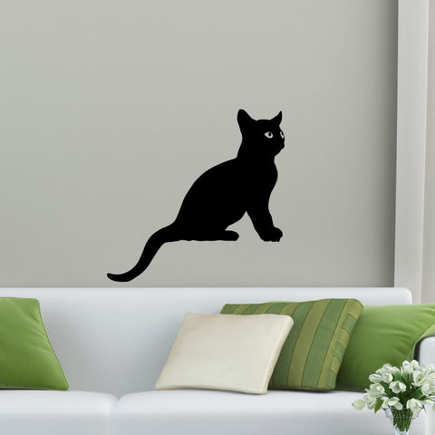 Cat Kitten Wall Decal Sticker 38