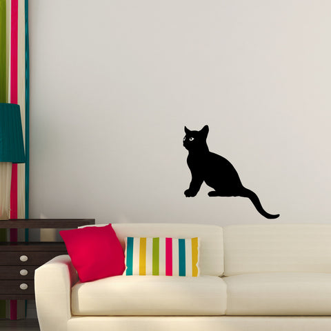 Cat Kitten Wall Decal Sticker 39