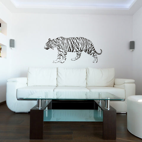 Tiger Wall Decal Sticker 43