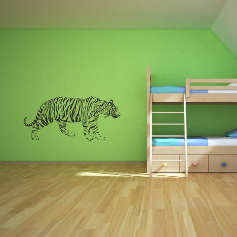 Tiger Wall Decal Sticker 44