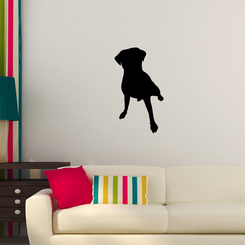 Dog Wall Decal Sticker 51