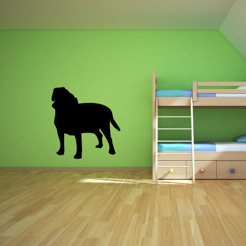 Dog Wall Decal Sticker 53