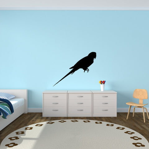 Parrot Bird Wall Decal Sticker 56