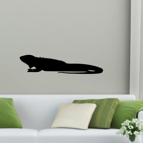 Iguana Reptile Wall Decal Sticker 59