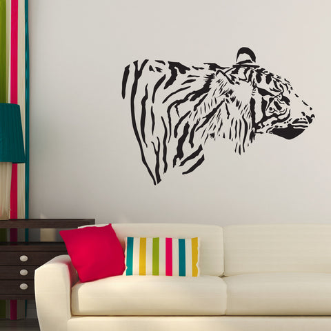 Tiger Wall Decal Sticker 60