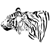 Tiger Wall Decal Sticker 61