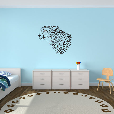 Cheetah Wall Decal Sticker 62