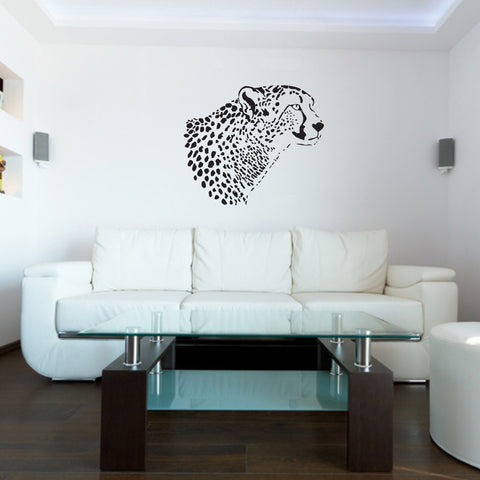Cheetah Wall Decal Sticker 63