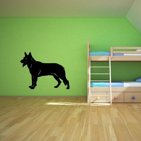 Dog Wall Decal Sticker 64