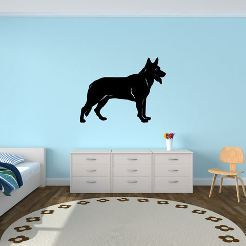 Dog Wall Decal Sticker 65