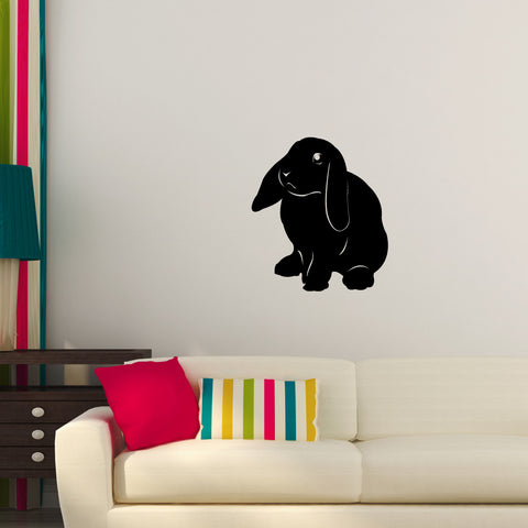 Bunny Rabbit Wall Decal Sticker 69