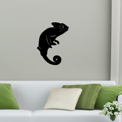 Chameleon Reptile Wall Decal Sticker 73