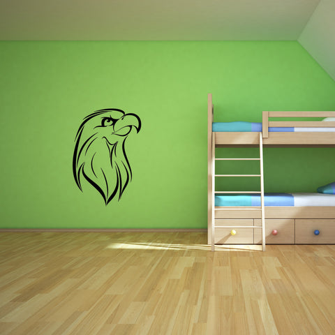 Eagle Bird Wall Decal Sticker 77