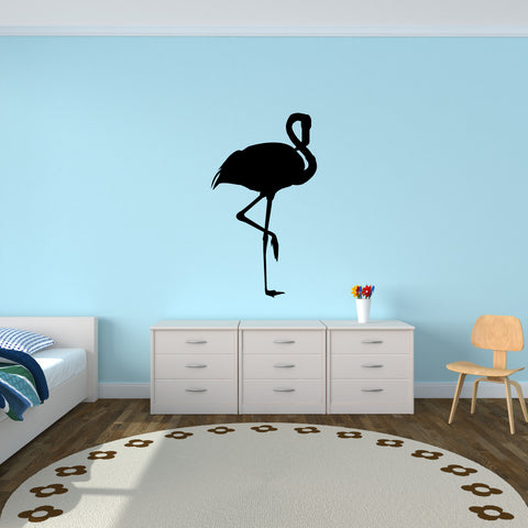 Flamingo Bird Wall Decal Sticker 79