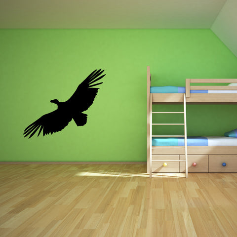Vulture Bird Wall Decal Sticker 81
