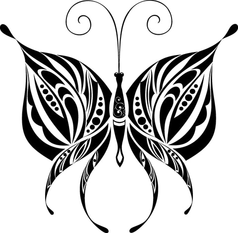 Butterfly Insect Wall Decal Sticker 83