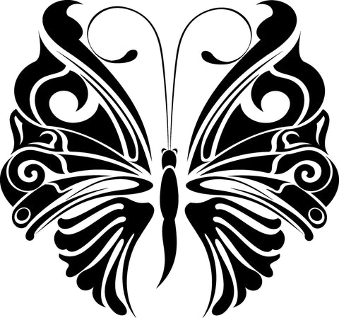 Butterfly Insect Wall Decal Sticker 84