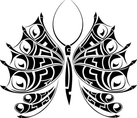 Butterfly Insect Wall Decal Sticker 85