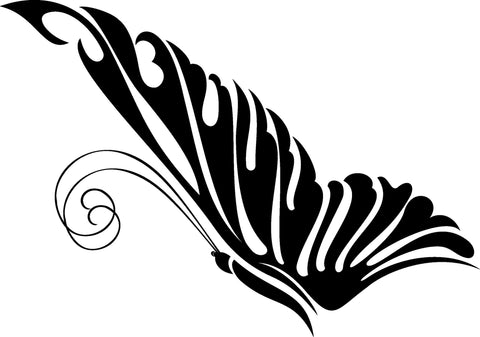 Butterfly Insect Wall Decal Sticker 88