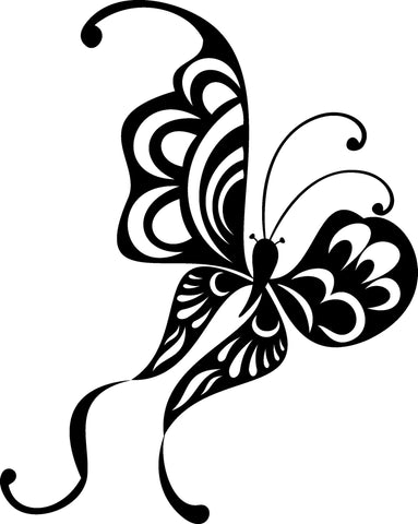 Butterfly Insect Wall Decal Sticker 89