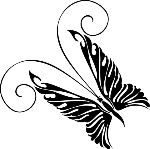 Butterfly Insect Wall Decal Sticker 98