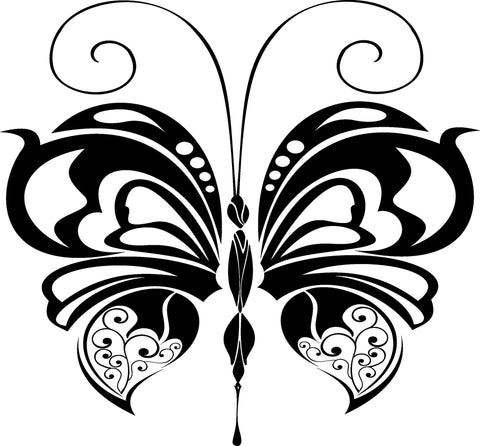 Butterfly Insect Wall Decal Sticker 101